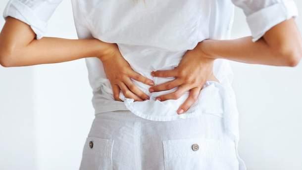 Фізичні вправи допомагають при болю у спині