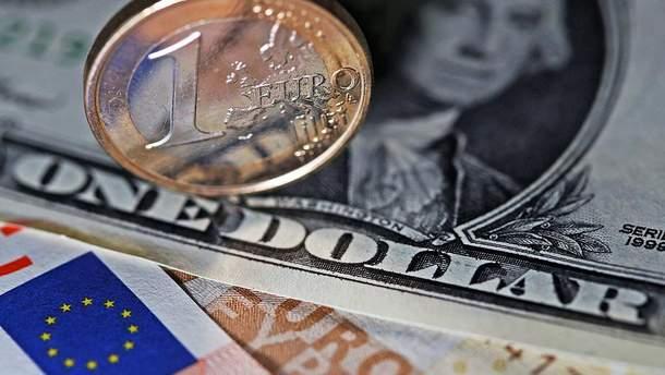 Наличный курс валют 31 мая в Украине