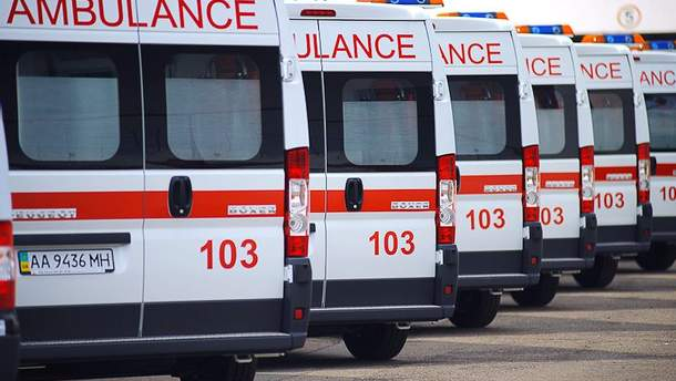 Збій в роботі швидкої допомоги в Криму