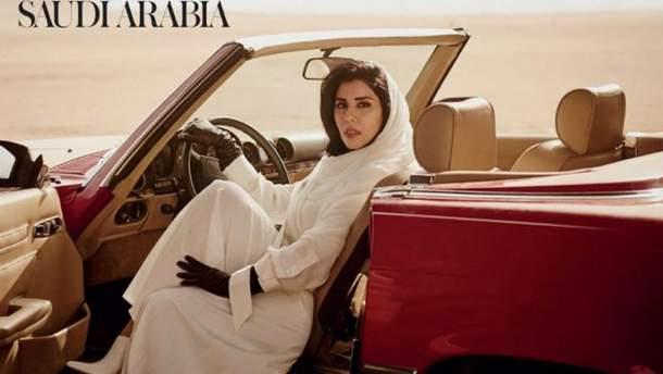 Принцесса Саудовской Аравии Хайфа бинт Абдалла Аль Сауд