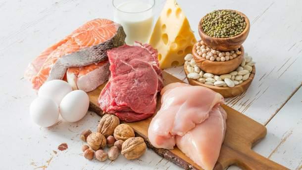 Избыток белка у мужчин вызывает сердечную недостаточность