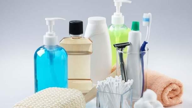Гігієнічні засоби, якими не можна ділитися