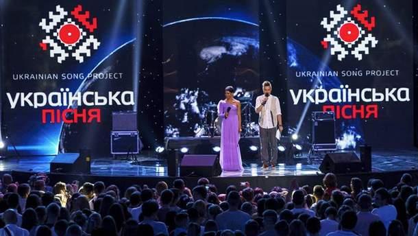 Украинская песня - 2018: хедлайнеры шоу