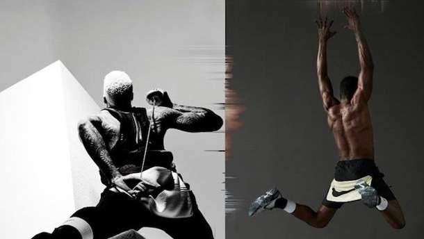 Бренд Nike снял рекламу в Украине