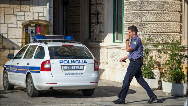 Полиция Хорватии
