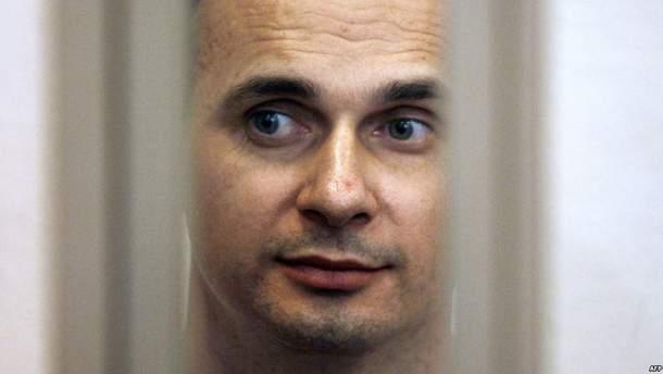 В Европарламенте требуют освободить украинца Олега Сенцова