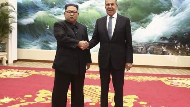Візит Лаврова у КНДР демонструє, що Росія хоче впливати на ситуацію щодо ядерного роззброєння Корейського півострова