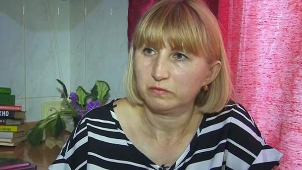 Мать Кольченко отговаривала сына от голодовки