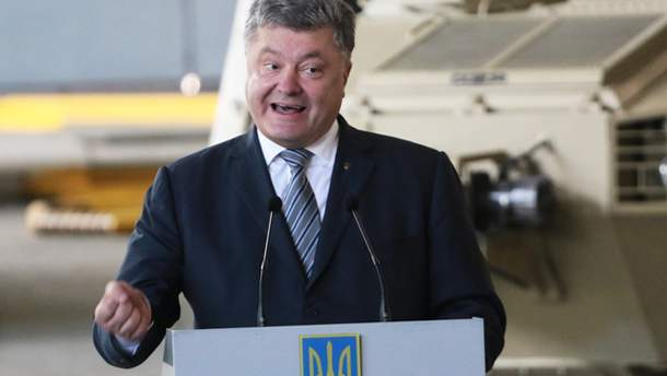 Порошенко відкинув два варіанти досягнення миру на Донбасі