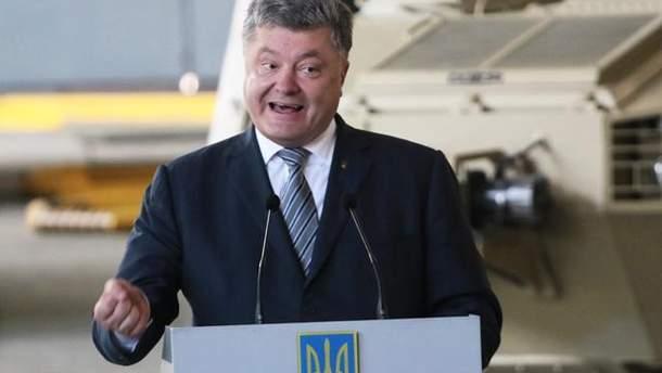 Порошенко отверг два варианта достижения мира на Донбассе