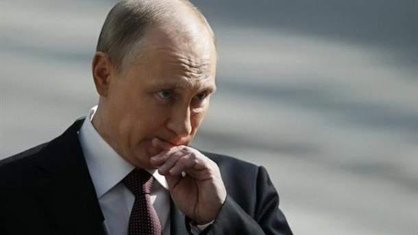 Путін небезпечніший, коли слабкий