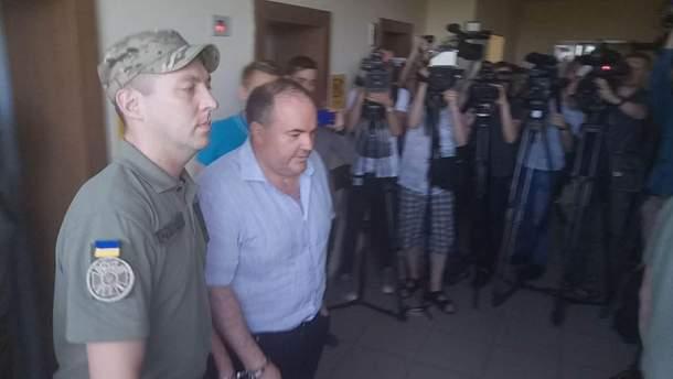 Підозрюваний у замаху на Бабченка Борис Герман