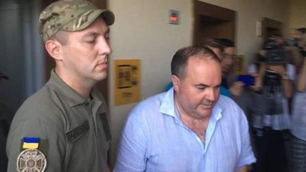 Підозрюваний в організації замаху на Бабченка Борис Герман