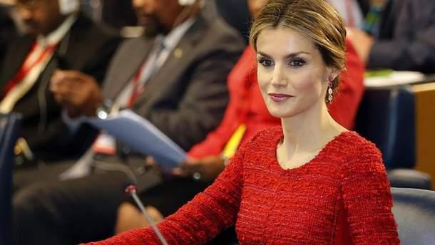Королева Испании Летисия