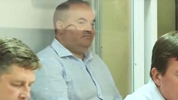 Мера пресечения Борису Герману