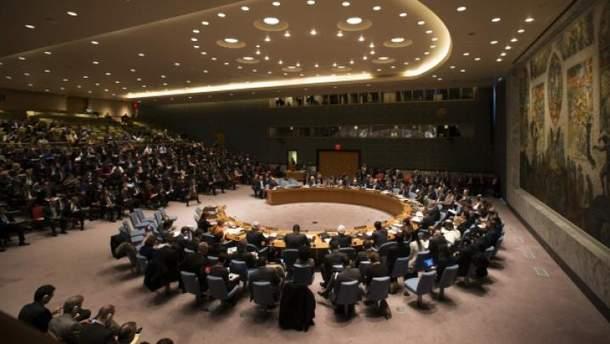 Росія від завтра розпочне головувати у Радбезі ООН