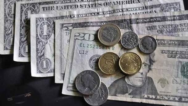 Курс валют НБУ на 4 июня