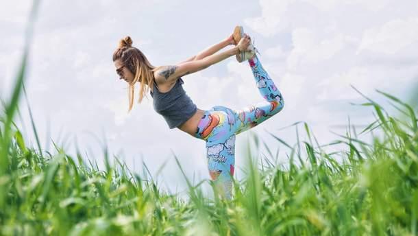 После пробежки необходимо выполнять упражнения