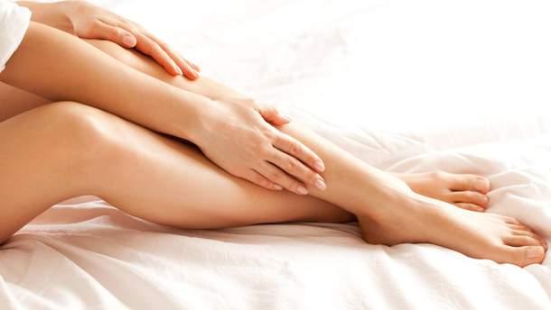 Як зняти судому ніг