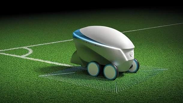 Nissan представила необычного робота