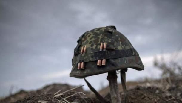 Помер сержант, який закрив собою доньку від обстрілу на Донбасі