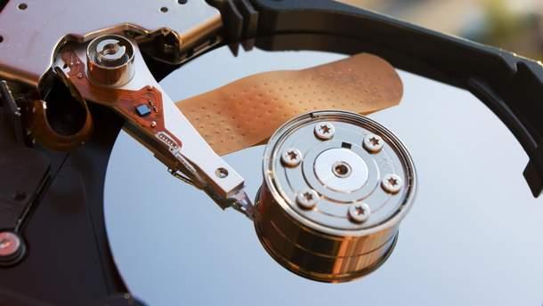 Звук може допомогти хакерам вивести з ладу жорсткий диск