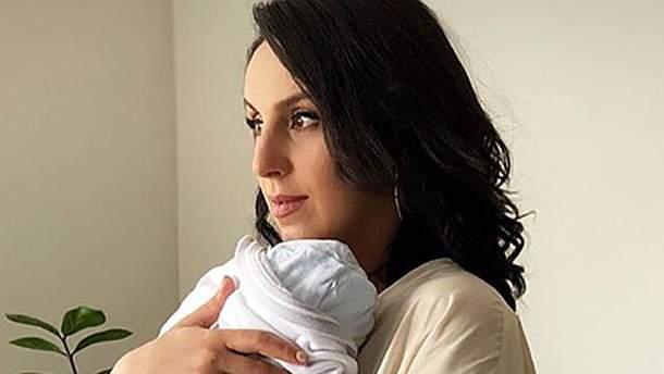 Джамала показала снимок с сыном