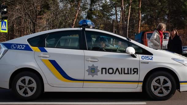 ДТП в Киеве: грузовик сбил двоих пешеходов