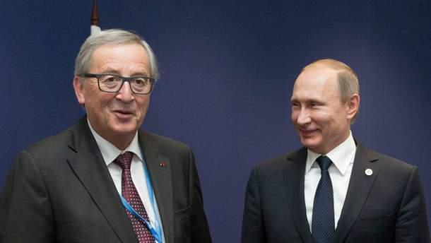 Жан-Клод Юнкер заявив про необхідність відновлення зв'язків  між ЄС та Росією