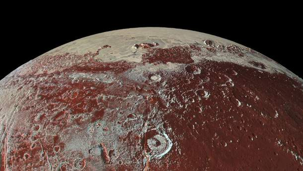 Поверхня Плутону