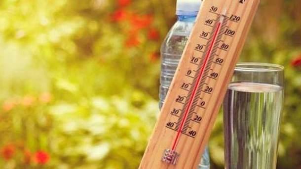 Прогноз погоди на 2 червня