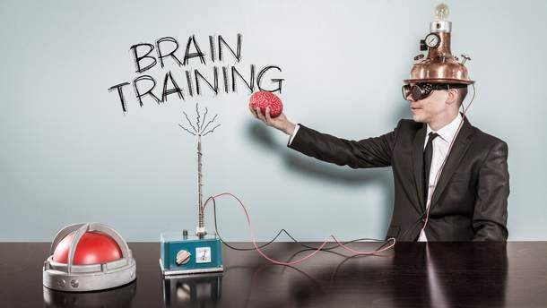 Вправи для мозку зменшують депресію