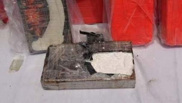 Кокаин перевозили в ящиках из-под мяса