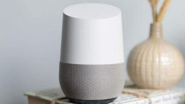 Смарт-колонка Google Home