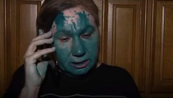 """Мама погибшей экс- """"регионалки"""" Бережной вновь попала в неприятности"""