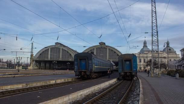 Второй раз за неделю в Украине выросли цены на железнодорожные билеты