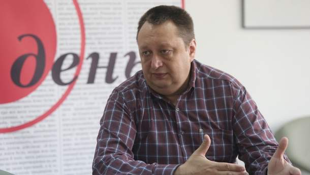 Экс-заместитель главы СБУ Виктор Ягуней