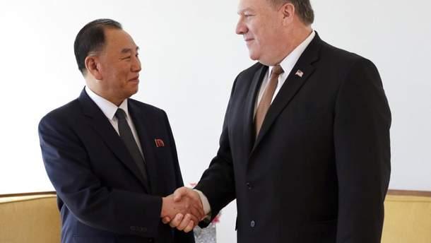 Ким Ен Чоль прибыл в Белый дом для встречи с президентом США Дональдом Трампом