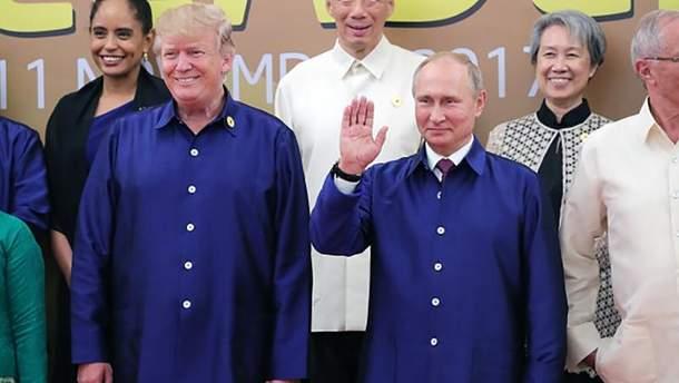 Дональд Трамп і Володимир Путін найближчим часом знову можуть зустрітися