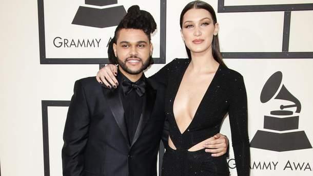 Белла Хадід і The Weeknd