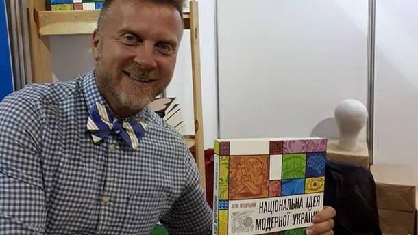 Антин Мухарский приехал в Киев