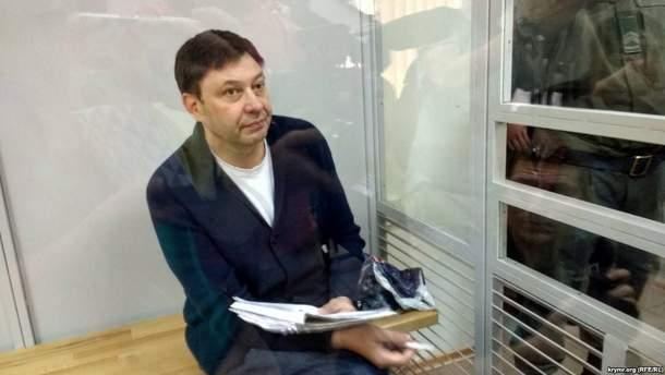 Кирилл Вышинский не может самостоятельно отказаться от украинского гражданства