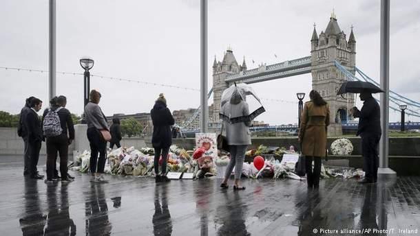 Через год после теракта на Лондонском мосту правоохранители Великобритании продолжают отмечать большой вероятности терактов в стране