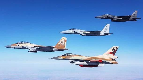Ізраїль вдарив по сектору Газа