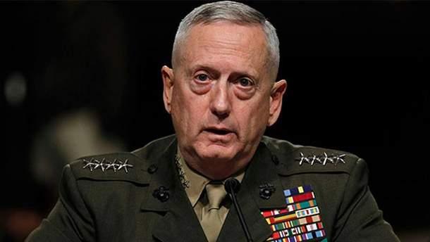 Пентагон назвал главное условие смягчения санкций в отношении КНДР