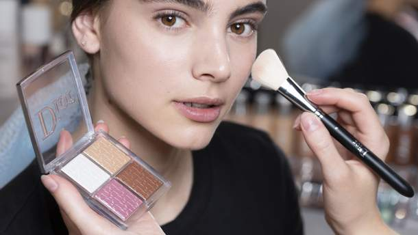 Секрети макіяжу з показу Dior Cruise 2019
