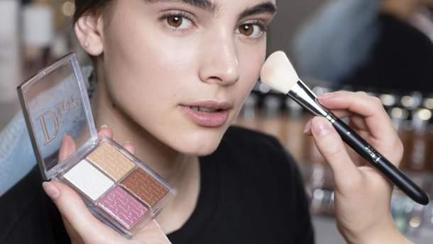 Секреты макияжа с показа Dior Cruise 2019