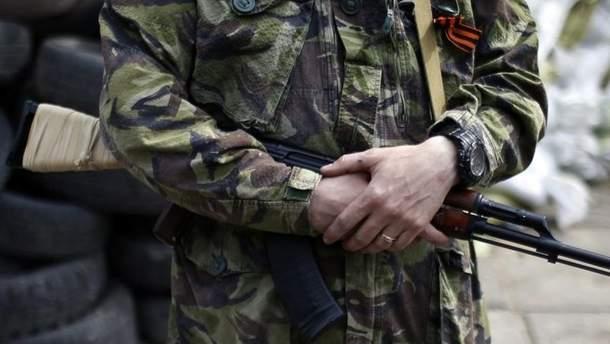 Проросійські бойовики захопили у полон двох українських бійців