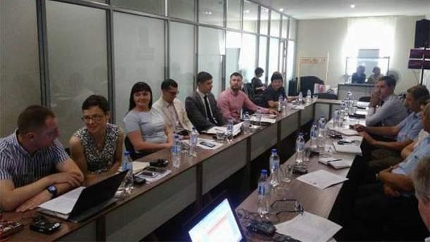 В Одесской области завершились выборы в ОТО (иллюстрация)