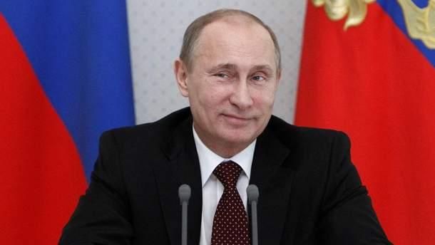 Путін заявив, що Росія зацікавлена в